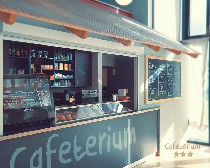 "Bremer Cafeteria ""Cafeterium"" im Schulzentrum Walle"