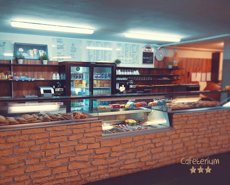 "Bremer Cafeteria ""Cafeterium"" in der Berufsschule Ellmersstraße"